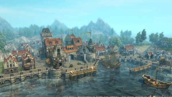 Screenshot zu Anno 1404 - Screenshots