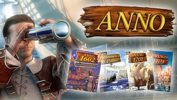 Screenshot zu Anno: Die Aufbau-Reihe - Alle Spiele der Strategie-Serie
