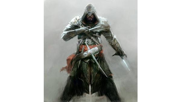 Screenshot zu Assassin's Creed: Revelations - Artworks und Konzeptzeichnungen