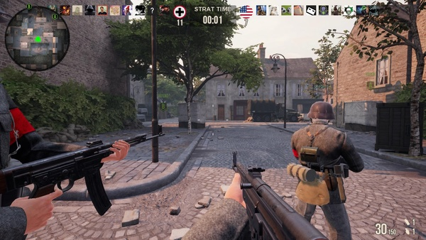 Screenshot zu Battalion 1944 - Screenshots