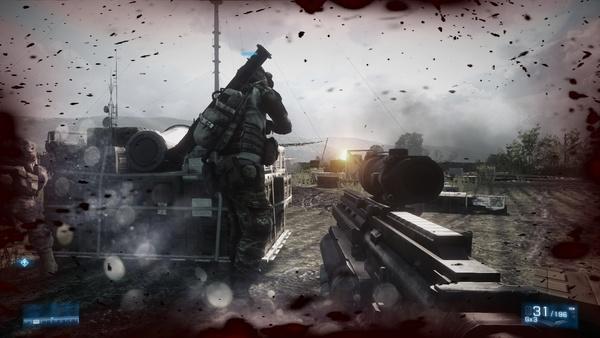Screenshot zu Battlefield 3 - Screenshots aus der Solo-Kampagne