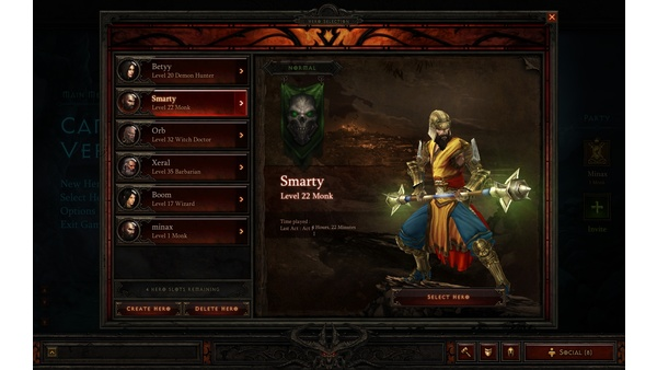 Screenshot zu Diablo 3 - Auktionshaus und Interface