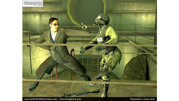 Screenshot zu Bullet-Time Special - Zeit ist relativ