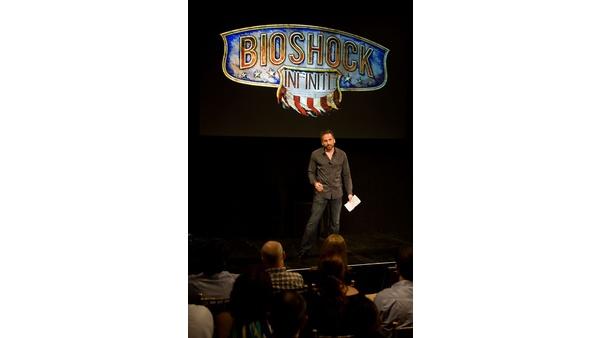 Screenshot zu Bioshock Infinite - Enthüllungs-Event