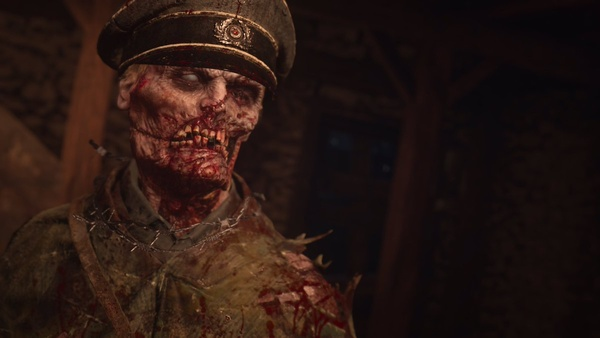 Screenshot zu Call of Duty: WW2 - Screenshots aus dem Zombie-Modus