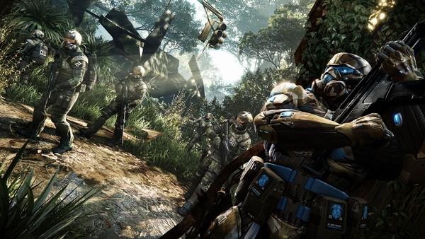 Screenshot zu Crysis 3 - Screenshots aus dem Multiplayer-Modus