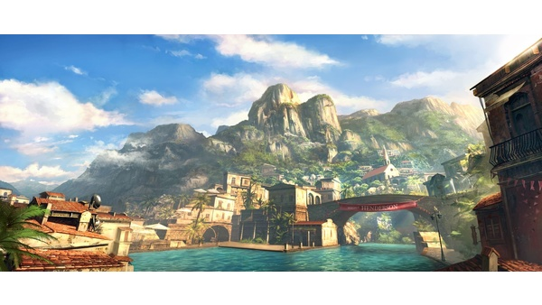 Screenshot zu Dead Island: Riptide - Artworks und Konzeptgrafiken