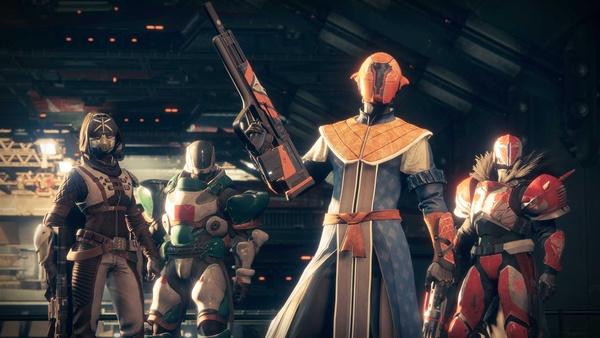 Screenshot zu Destiny 2 - Screenshots aus Strikes und PVP-Matches