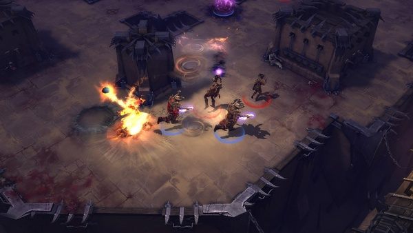 Screenshot zu Diablo 3 - PvP-Arenen