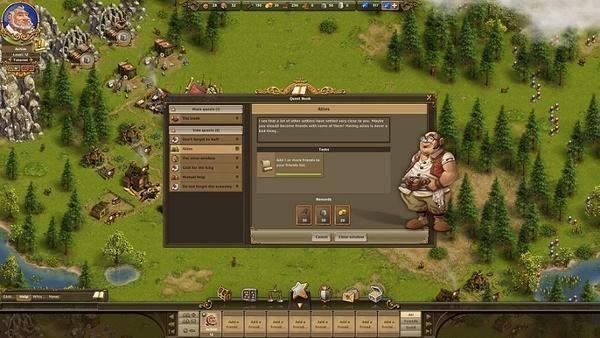Screenshot zu Die Siedler Online - Screenshots