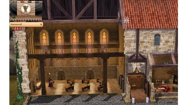Screenshot zu Die Sims: Mittelalter - Screenshots