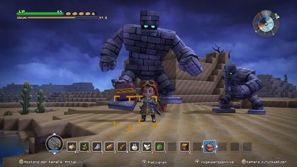 Bild der Galerie Dragon Quest Builders - Screenshots zur Nintendo Switch-Version