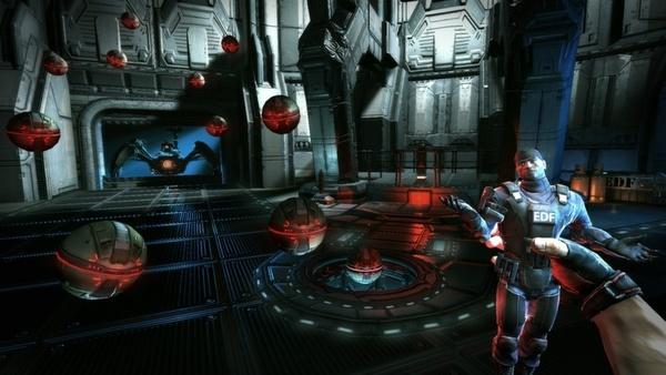 Screenshot zu Duke Nukem Forever - Screenshots zum DLC »The Doctor Who Cloned Me«