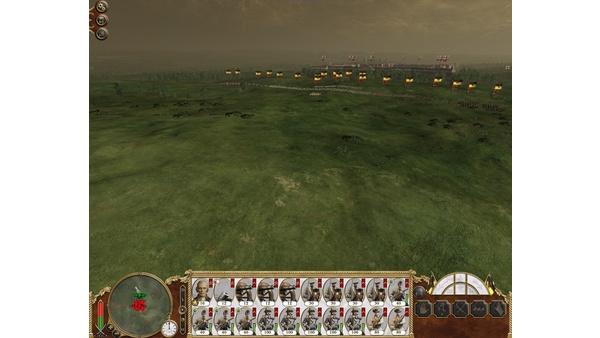 Screenshot zu Empire: Total War - Beispielbilder in mittleren Detail