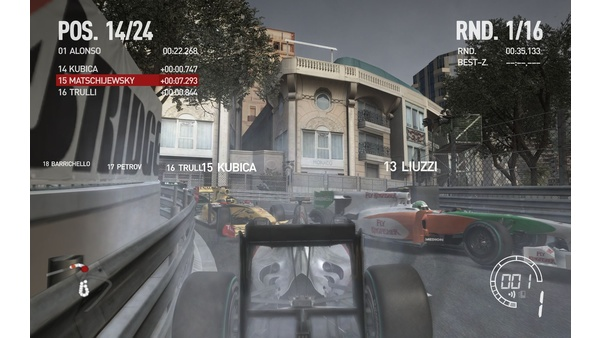 Screenshot zu F1 2010 - Screenshots