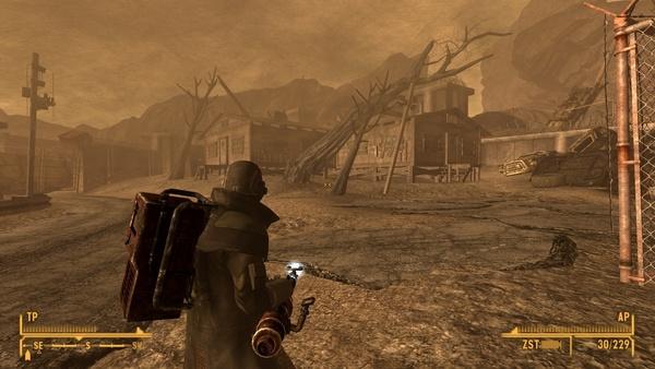 Screenshot zu Fallout: New Vegas - Lonesome Road - Screenshots