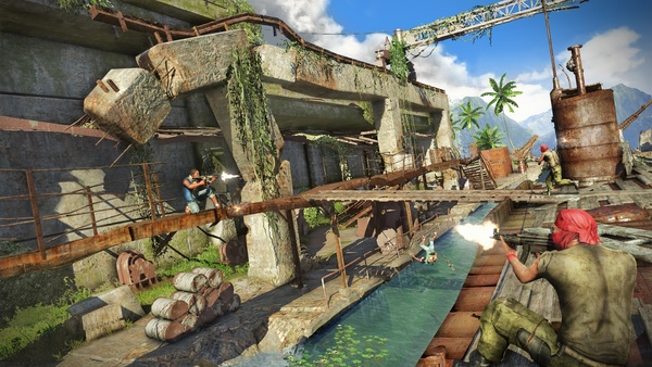 Screenshot zu Far Cry 3 - Multiplayer-Screenshots