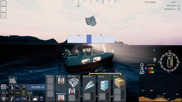 Screenshot zu Fishing: Barents Sea - Screenshots