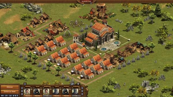Screenshot zu Forge of Empires - Screenshots