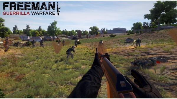 Screenshot zu Freeman: Guerrilla Warfare - Screenshots