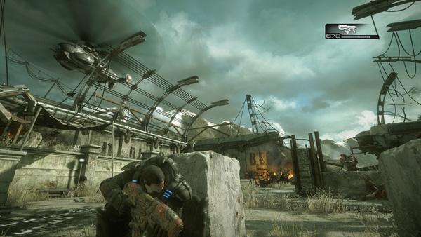 Screenshot zu Gears of War: Ultimate Edition - Screenshots zur PC-Version
