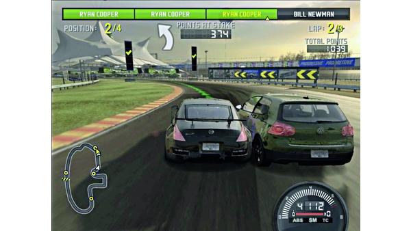 Screenshot zu Need for Speed: ProStreet - Screenshots