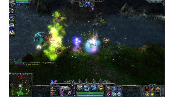 Screenshot zu Heroes of Newerth - Screenshots
