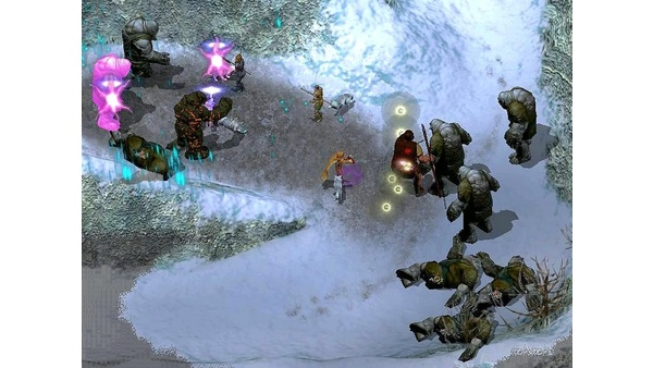 Screenshot zu Icewind Dale 2 - Screenshots