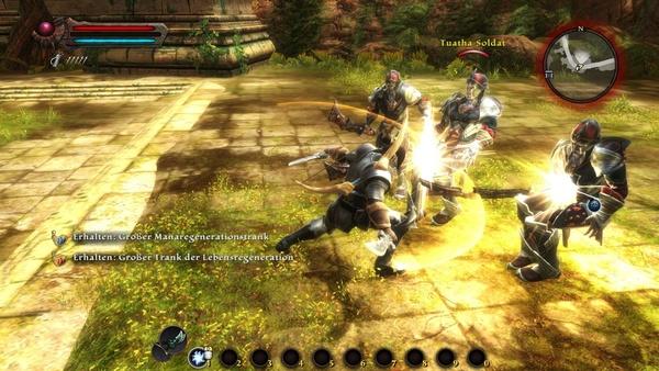 Screenshot zu Kingdoms of Amalur: Reckoning - Screenshots