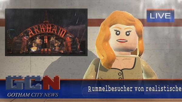 Screenshot zu Lego Batman 2: DC Super Heroes - Screenshots