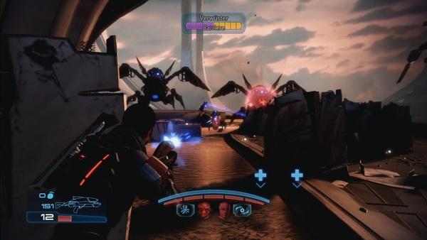 Screenshot zu Mass Effect 3 - Screenshots