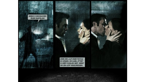Screenshot zu Max Payne 2 - Die Story: Alle Graphic-Novel-Seiten
