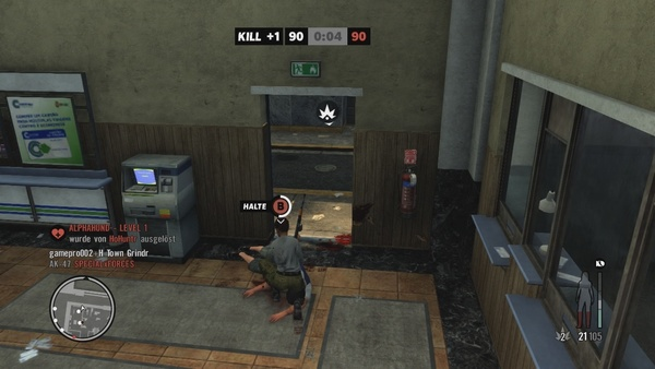 Screenshot zu Max Payne 3 - Multiplayer-Screenshots
