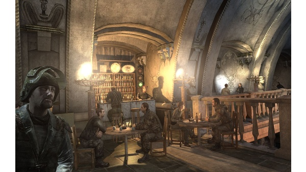 Screenshot zu Metro 2033 - Screenshots