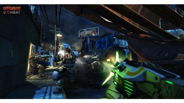 Screenshot zu Offensive Combat - Erste Bilder