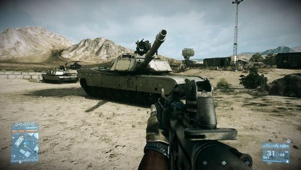 Bild der Galerie Panzer in Battlefield 3 - Screenshots