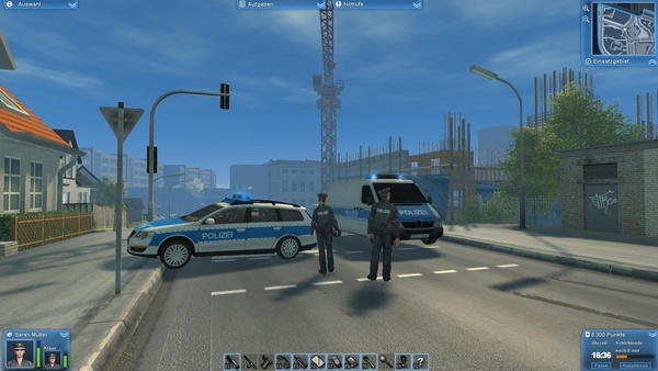 Screenshot zu Polizei 2013 - Screenshots