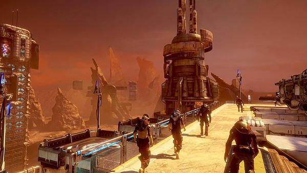 Screenshot zu Prey 2 - Screenshots von der eingestellten Fortsetzung