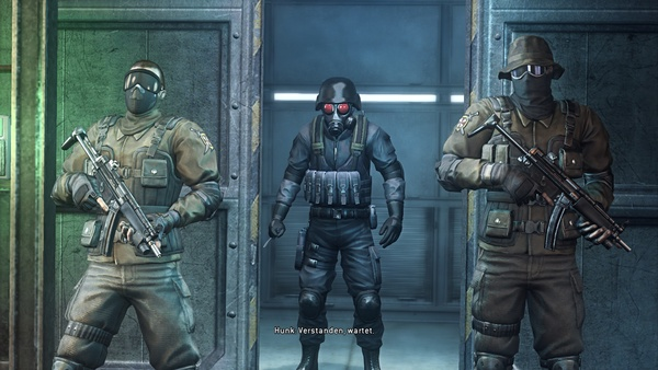 Screenshot zu Resident Evil: Operation Raccoon City - Screenshots