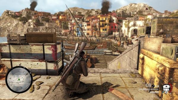 Screenshot zu Sniper Elite 4 - Screenshots