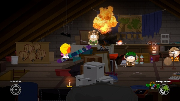Screenshot zu South Park: Der Stab der Wahrheit - Screenshots