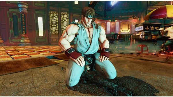 Screenshot zu Street Fighter 5 - Screenshots
