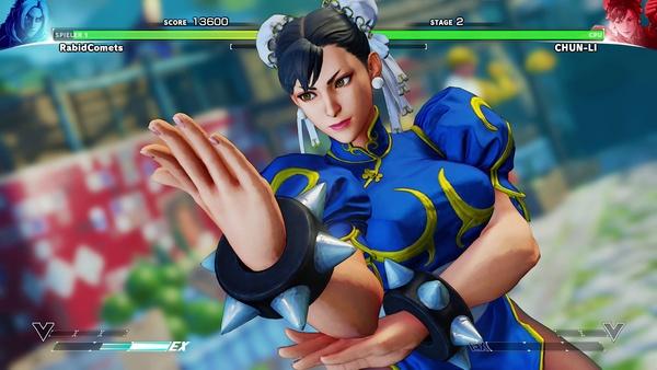 Bild der Galerie Street Fighter 5 - Alle Kämpfer