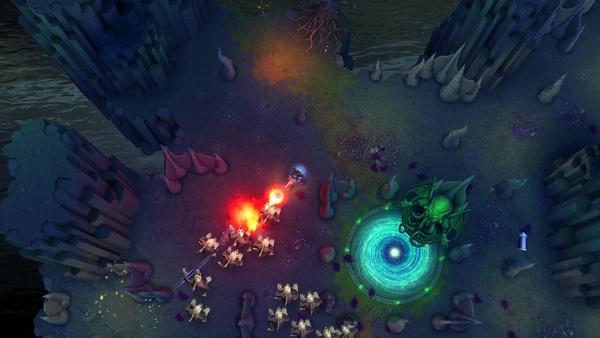 Screenshot zu Tesla vs Lovecraft - Screenshots