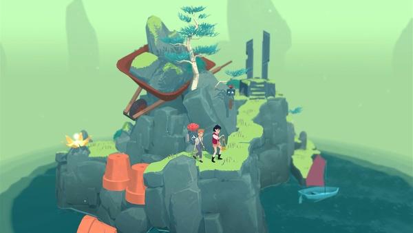 Screenshot zu The Gardens Between - Screenshots