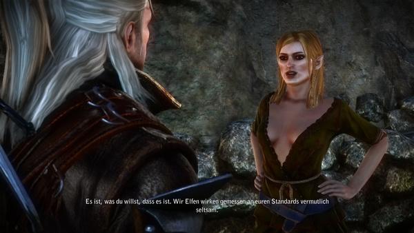 Screenshot zu The Witcher 2: Assassins of Kings - Screenshots