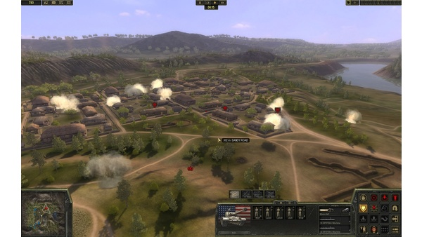 Screenshot zu Theatre of War 3: Korea - Screenshots