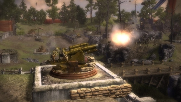 Screenshot zu Toy Soldiers - Screenshots