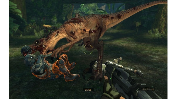 Screenshot zu Turok - Screenshots