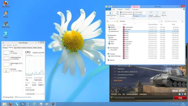 Bilder zu Microsoft Windows 8 - Bilder